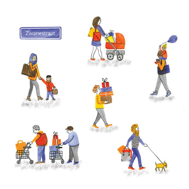 Leukste winkelstraat van Nederland